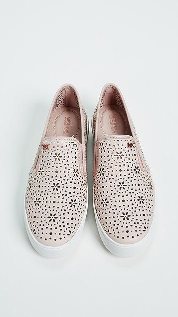 MICHAEL Michael Kors Trent Slip On Sneakers