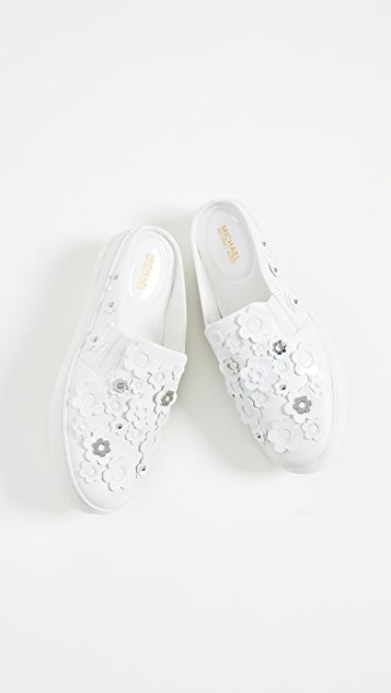 MICHAEL Michael Kors Vanna Slip On Sneakers