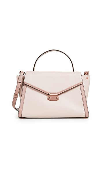 MICHAEL Michael Kors Whitney Medium Satchel