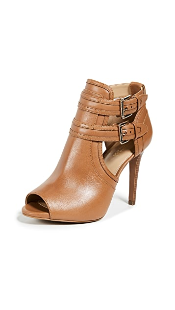MICHAEL Michael Kors Blaze Open Toe Booties