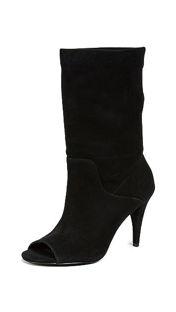MICHAEL Michael Kors Elaine Open Toe Boots
