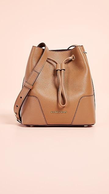 99b45e45e874 MICHAEL Michael Kors Cary Small Bucket Bag | SHOPBOP