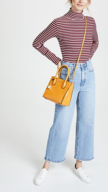 88b2c5bb85f2 MICHAEL Michael Kors Mercer Medium Messenger Tote | SHOPBOP