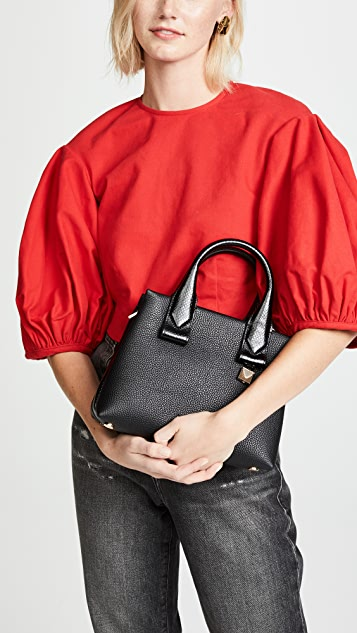 MICHAEL Michael Kors Маленькая сумка-портфель Rollins