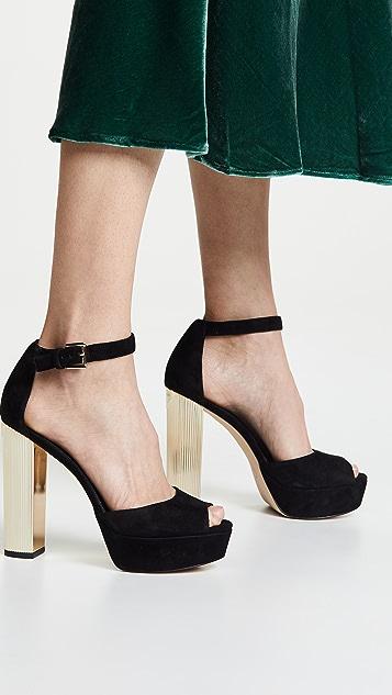 f848a6d607d ... MICHAEL Michael Kors Paloma Platform Sandals ...