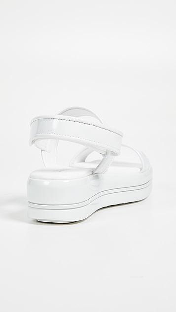 7403f14c2958 ... MICHAEL Michael Kors Peggy Platform Sandals ...