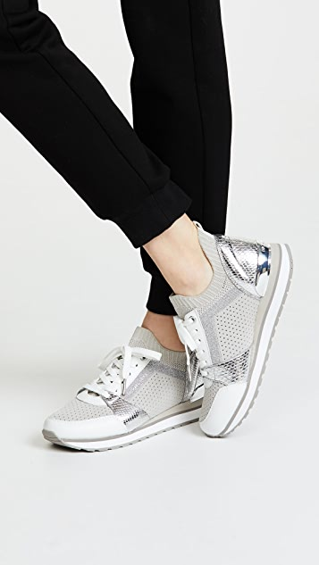 MICHAEL Michael Kors Billie Knit Trainers