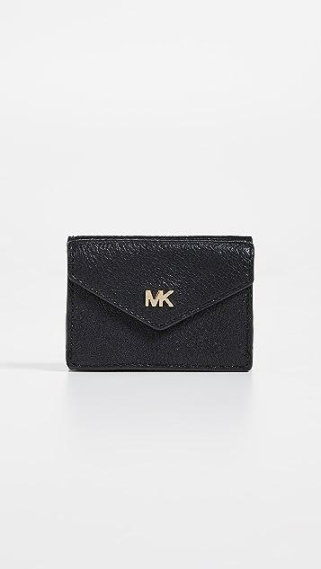 MICHAEL Michael Kors Trifold Flap Wallet