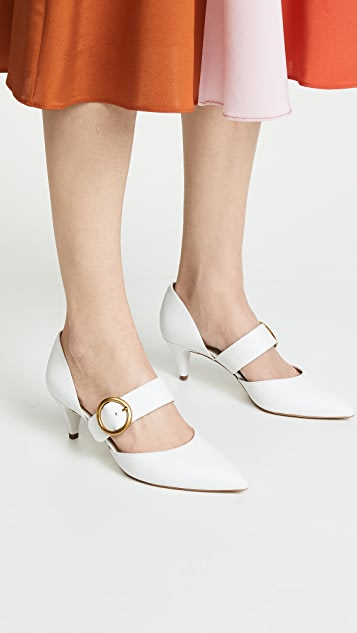 MICHAEL Michael Kors Estelle Kitten Heel Pumps
