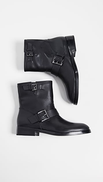 MICHAEL Michael Kors Reeves Moto Booties
