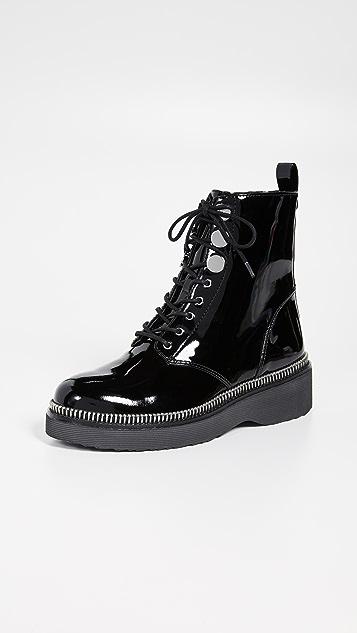 Tavie Combat Boots by Michael Michael Kors