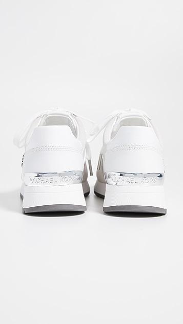 MICHAEL Michael Kors Тренировочные кроссовки Allie