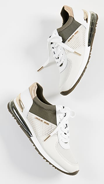 0144c3337202 ... MICHAEL Michael Kors Allie Trainer Extreme Sneakers ...