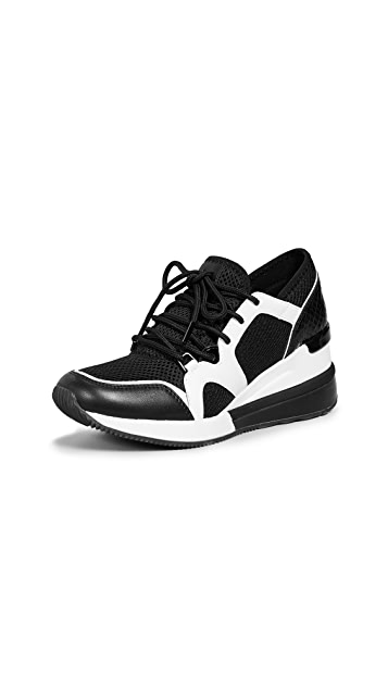 MICHAEL Michael Kors Liv Trainer Extreme Sneakers