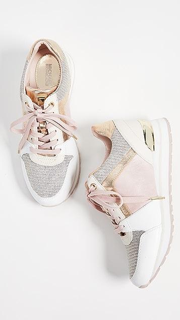 MICHAEL Michael Kors Billie Trainer Sneakers