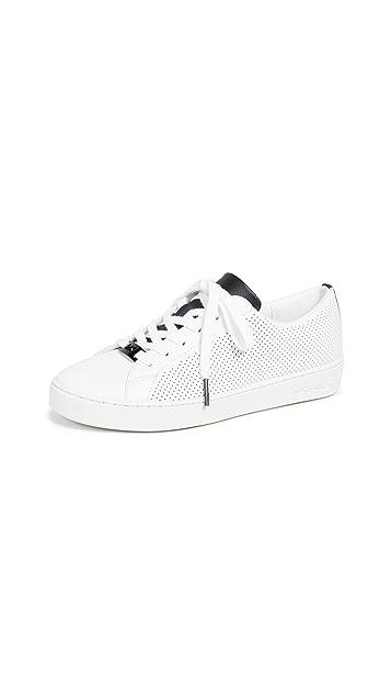 MICHAEL Michael Kors Keaton Lace up Sneakers