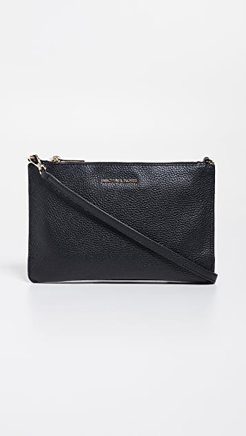 440e51c35e13 MICHAEL Michael Kors Large Double Pouch Crossbody Bag | SHOPBOP