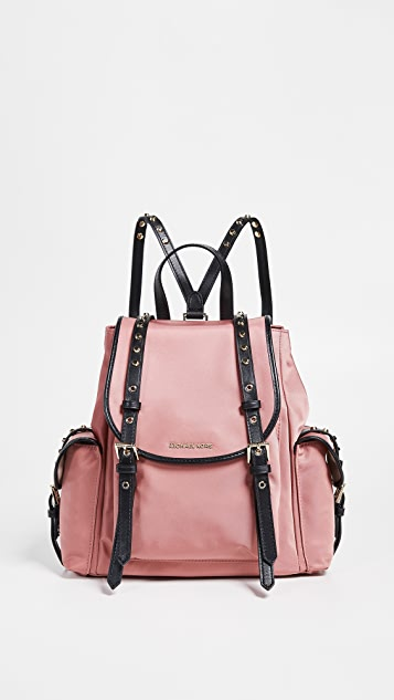 MICHAEL Michael Kors Leila Small Flap Backpack