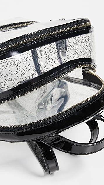 MICHAEL Michael Kors Рюкзак среднего размера на молнии Rhea