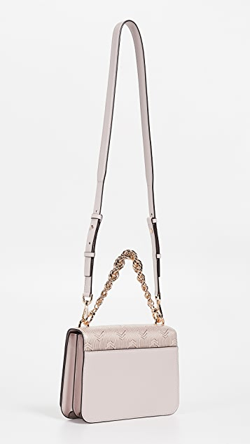 MICHAEL Michael Kors Mott Large Twist Chain Shoulder Bag
