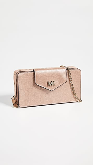 2a6c465cf8ca MICHAEL Michael Kors Small Convertible Phone Crossbody Bag | SHOPBOP