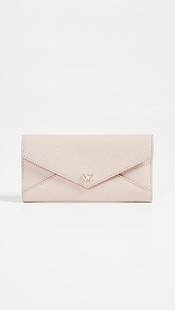 MICHAEL Michael Kors Large Slim Envelope Trifold Wallet