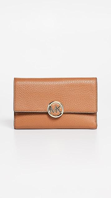 4ced7ceaf89e MICHAEL Michael Kors Large Carryall Wallet | SHOPBOP