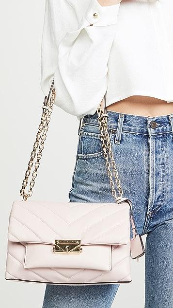 MICHAEL Michael Kors Cece Medium Chain Shoulder Bag