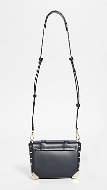 MICHAEL Michael Kors Manhattan Small Messenger