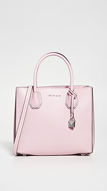 MICHAEL Michael Kors Mercer Medium Acordion Convertible Tote