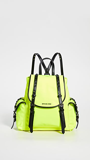MICHAEL Michael Kors Маленький рюкзак с клапаном Leila