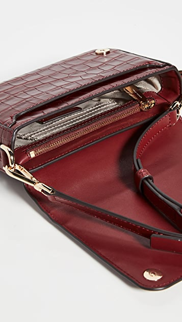 MICHAEL Michael Kors Маленькая сумка через плечо Jet Set