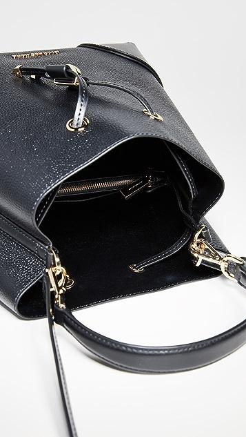 MICHAEL Michael Kors Сумка-ведро Mercer Gallery, трансформирующаяся в сумку через плечо