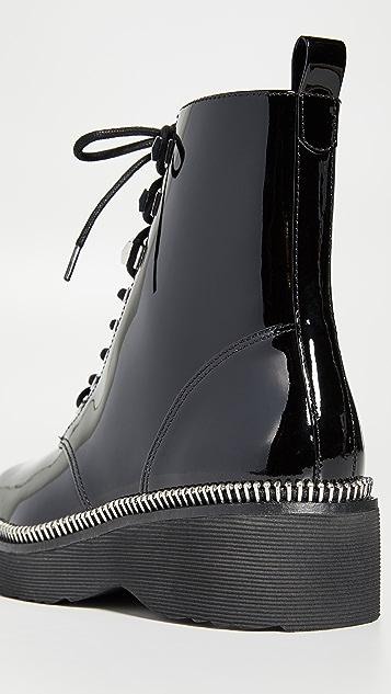 MICHAEL Michael Kors Армейские ботинки Haskell