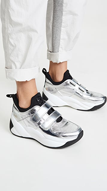 MICHAEL Michael Kors Keeley Trainers