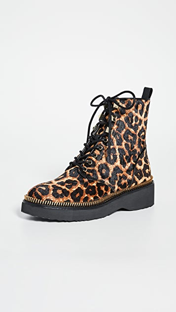 MICHAEL Michael Kors Haskell 军旅靴