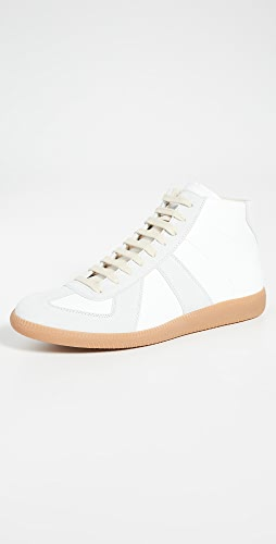 Maison Margiela - Replica High Top Sneakers