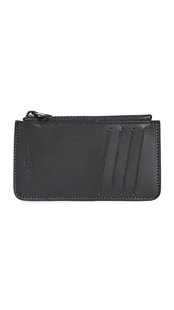 Maison Margiela Zip Credit Card Holder