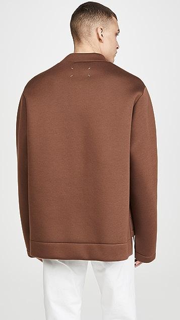 Maison Margiela Long Sleeve Sweatshirt