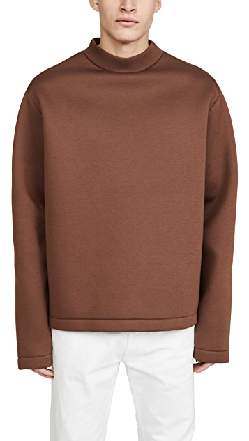 Maison Margiela Long Sleeve Sweatshirt
