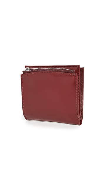 Maison Margiela Flip Flap Small Bifold Wallet