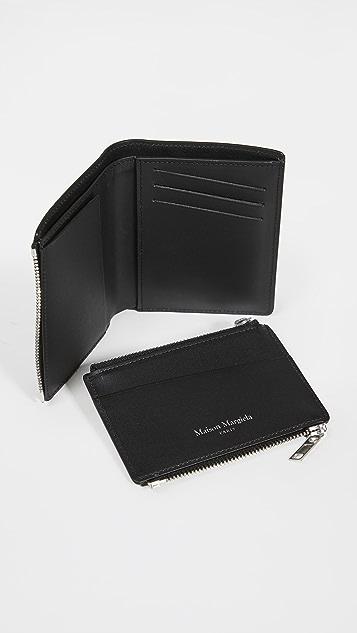 Maison Margiela Art 11 4Fold Multifunction Wallet