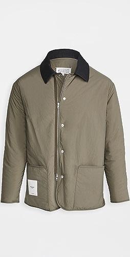 Maison Margiela - Recycled Nylon Quilted Jacket