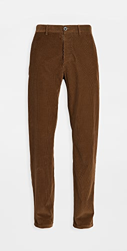 Maison Margiela - Garment Dyed Regular Fit Chino Pants