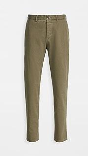 Maison Margiela Garment Dyed Regular Fit Chino Pants