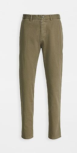 Maison Margiela - Garment Dyed Regular Fit Chino Pants
