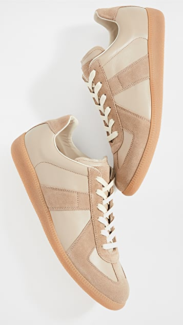 Maison Margiela Replica Low Top Sneakers