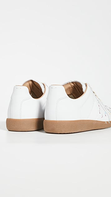Maison Margiela Replica Painter Low Sneakers