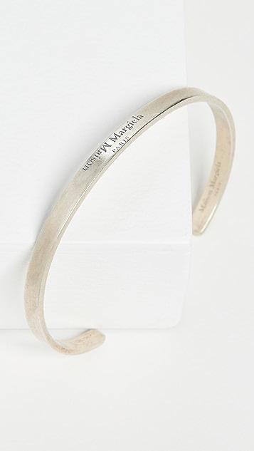 Maison Margiela Logo Bracelet