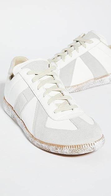 Maison Margiela Replica Low Top Vintage Sneakers
